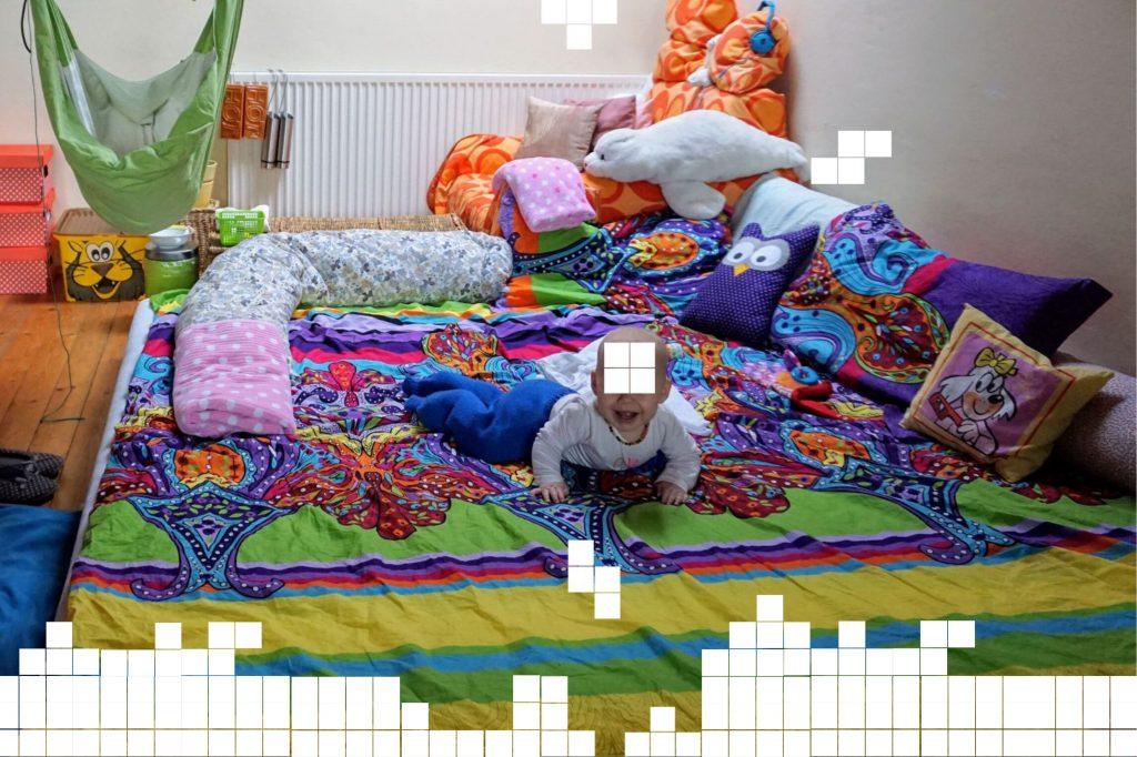 Společné spaní s dětmi je potřebné pro jejich vývoj.