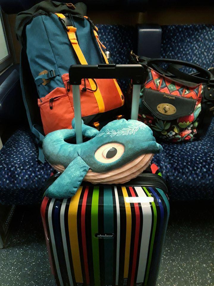 Cestování s dětmi se dá sbalit i minimalisticky.