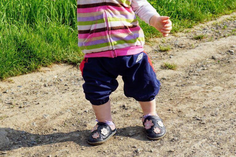 Pro začínající chodce jsou ideální capáčky.