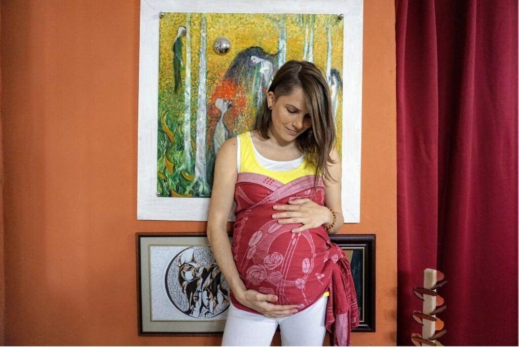 Těhotenství na vegan vyvážené stravě