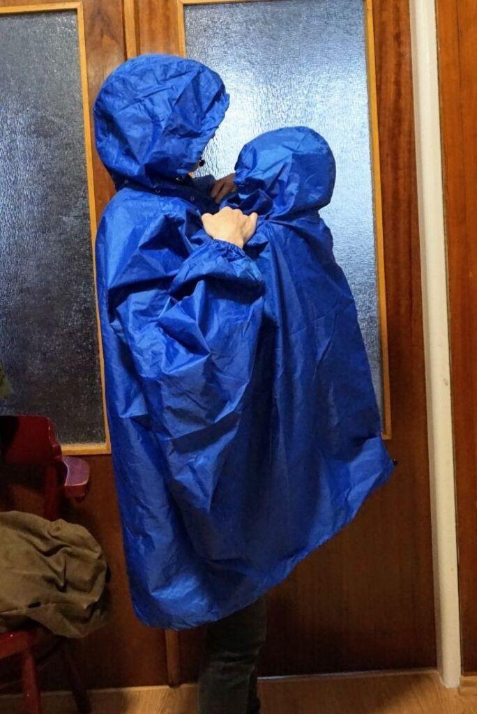 Nosící pláštěnka